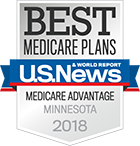 U.S. News and World Report Best Medicare Plans 2018 icon