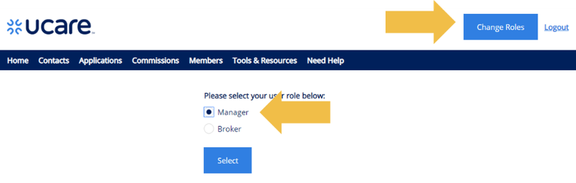 Image of Broker Portal Agency Manager