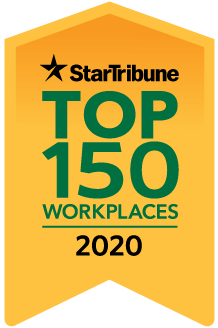 UCare was named a Star Tribune Top 150 Workplace.