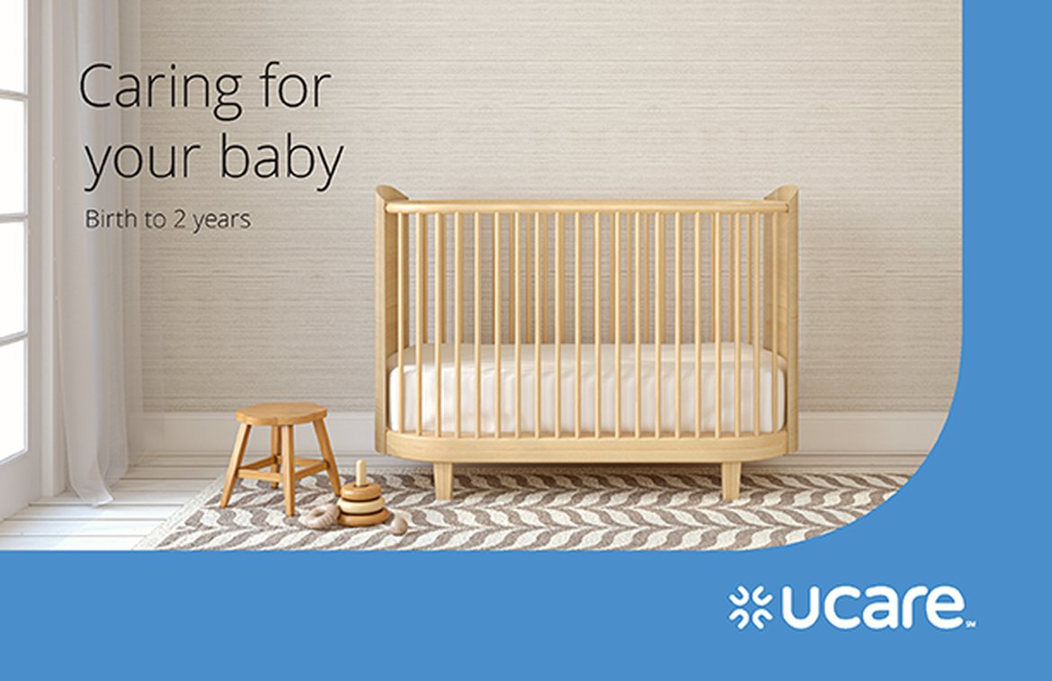 Cover of the Caring for Your Baby Guide